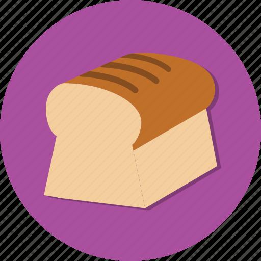 bread, breakfast, cake, dessert, eat, food, meal icon