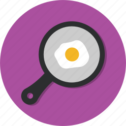 eat, egg, food, hungry, meal, snack icon