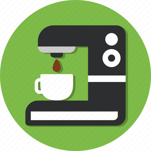 coffee, drink, kitchen ware, object, tool icon