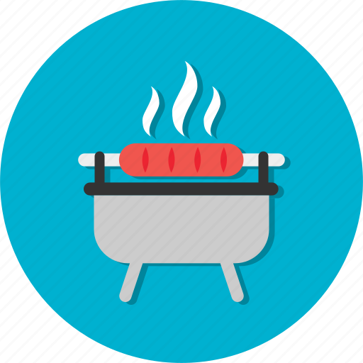 bake, eat, food, hungry, meal, meat, snack icon