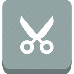 cut, sissors, tools icon
