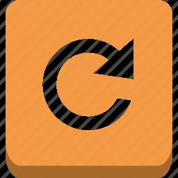 arrow, fresh, refresh icon