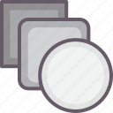 blend, development, illustrator, tools icon