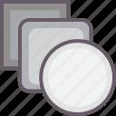 blend, development, graphic design tool, illustrator icon