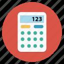 calc, calculate, calculator, math icon