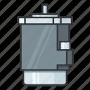 electronicparts, engine, motor, rotor, servo, servomotor icon