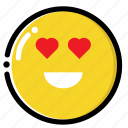 day, gift, heart, love, romance, valentine icon