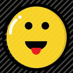 cool, emojis, funny, lol icon