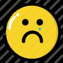 cry, down, emotion, loose, poor, sad, unhappy