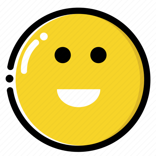 cool, emotions, face, happy, smiley icon