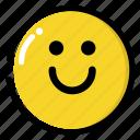 happy, smile, smiley