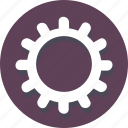 configuration, gear, options, preferences, repair, settings, system icon