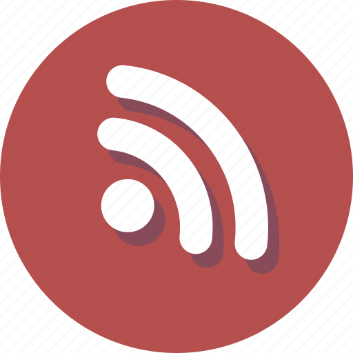 blog, feed, news, newspaper, rss, social icon