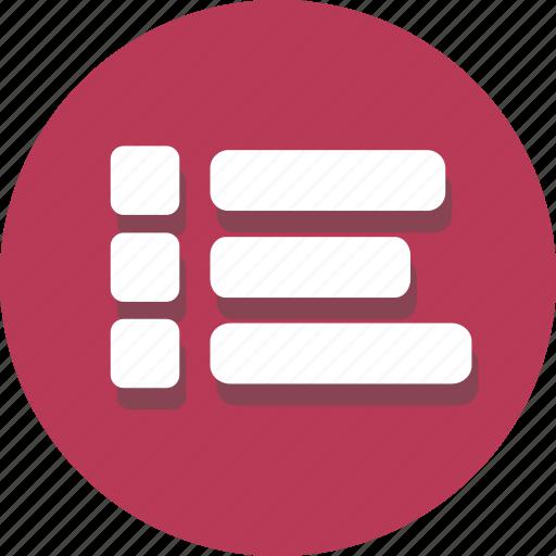 checklist, feed, list, menu, news, playlist, tasks icon