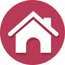 address, home, homepage, house, local, location, real estate icon