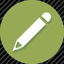 design, document, draw, edit, file, pencil, write icon