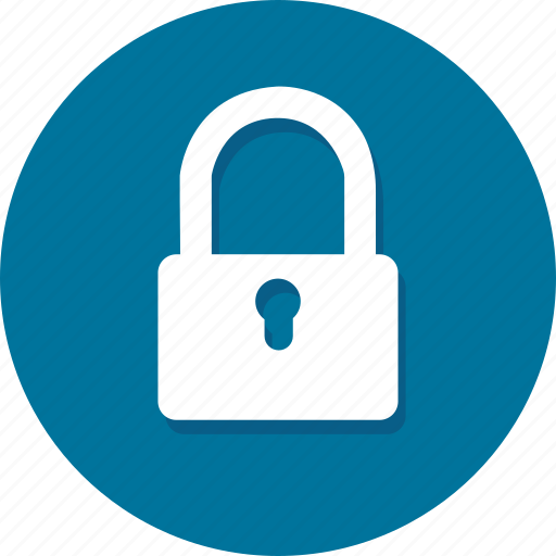 lock, privacy, protect, protection, safe, safety, security icon