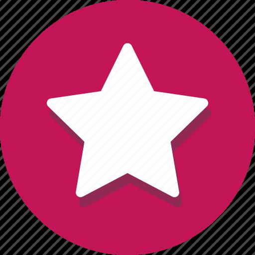 achievement, badge, bookmark, favorite, featured, rate, star icon