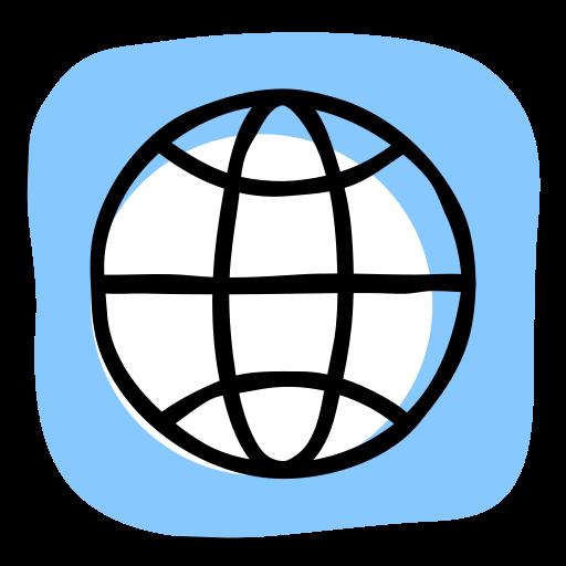 earth, media, social, web, website, world, world wide web, www icon