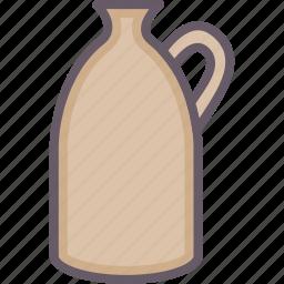 accessories, home, jar, vase icon