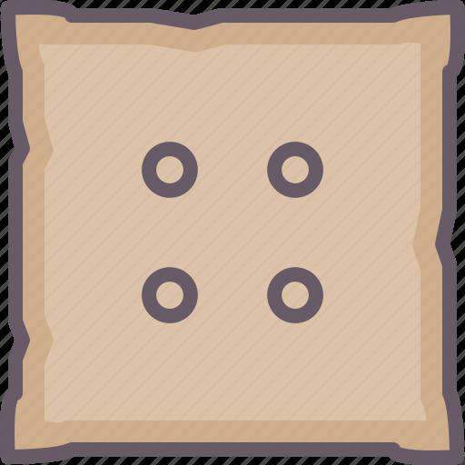 accessories, cushion, home, pillow icon
