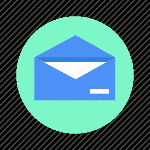 envelope, letter, mail, post icon