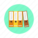 file, files, fileset, records icon