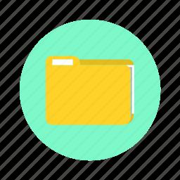 computerfolder, folder, paperfolder, waterproof icon