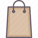 box, handbag, shop, shopping icon
