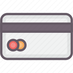 card, credit, debit, pay, shopping icon