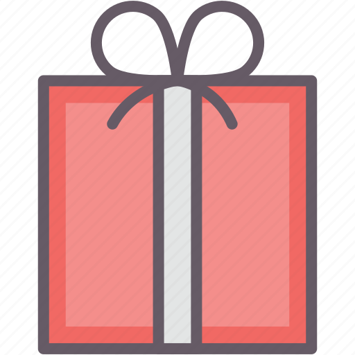 cadeau, giveaway, present, shopping icon