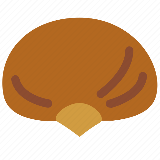 agriculture, chestnut, food, foodstuff, kernel, nut, seed icon