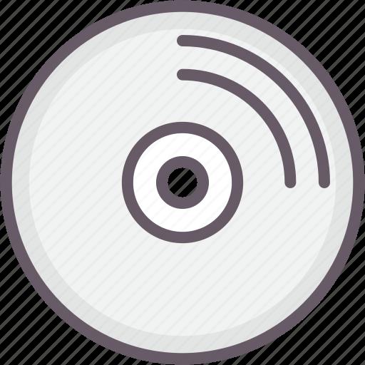 cd, disc, disk, storage icon