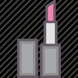 lady, lipstick, make-up, woman icon