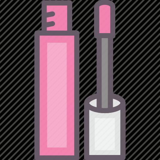 lipgloss, make-up, woman, women icon