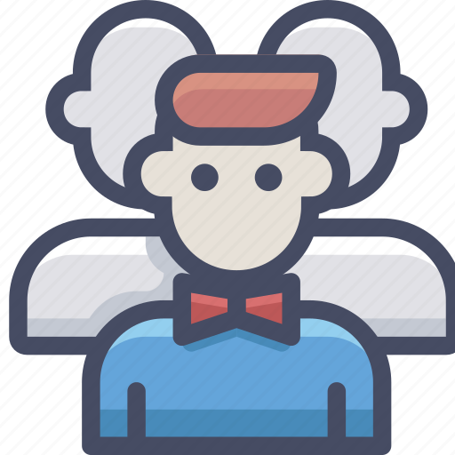 business, community, group, people, person, team, users icon