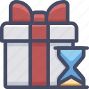 delivery, wait icon