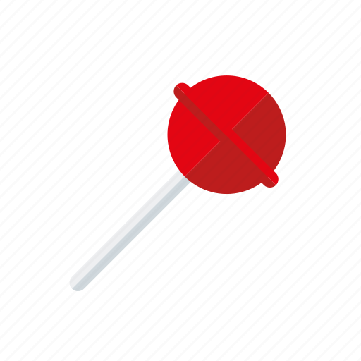 Candy, cherry, hard candy, lollipop, lolly, sweets icon - Download on Iconfinder