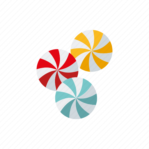 Candy, drops, hard candy, sweets, swirl icon - Download on Iconfinder