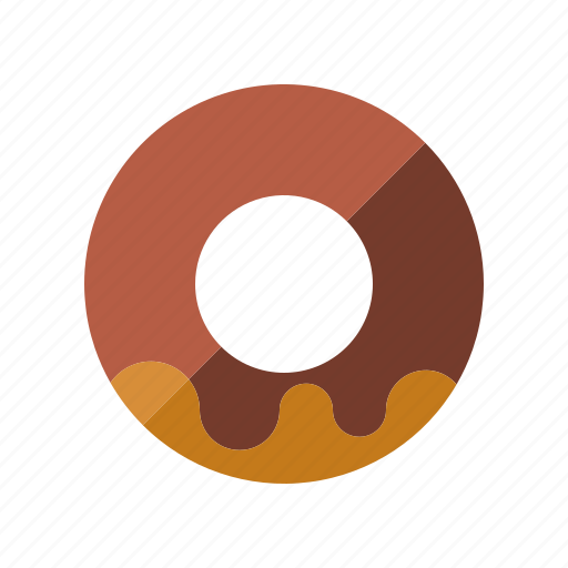 Cake, chocolate, donut, doughnut, icing, pastry, sweets icon - Download on Iconfinder