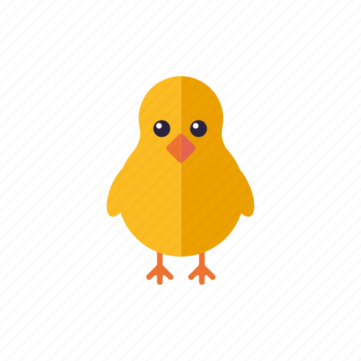 bird, chick, chicken, easter, holidays, poultry, religion icon
