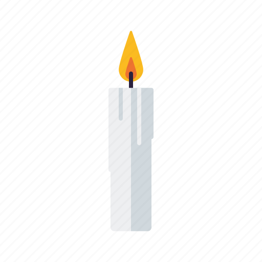 candle, easter, fire, flame, holidays, light, religion icon