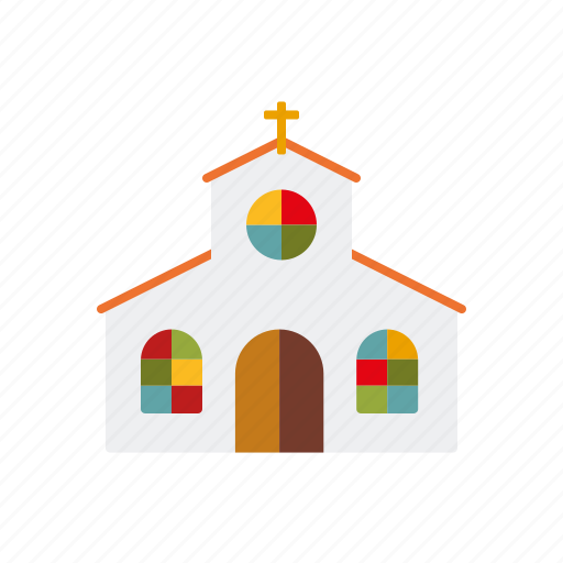 building, christianity, church, easter, holidays, mass, religion icon