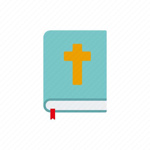 bible, book, cross, easter, holidays, holy, religion icon
