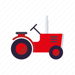 agriculture, equipment, farm, farming, machine, tractor, vehicle icon