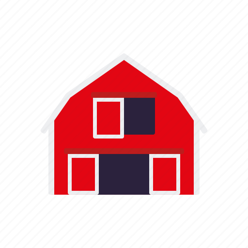 agriculture, barn, building, farm, shack, shed, stable icon
