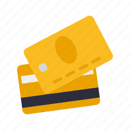 credit cards, finance, money, payment, plastic icon