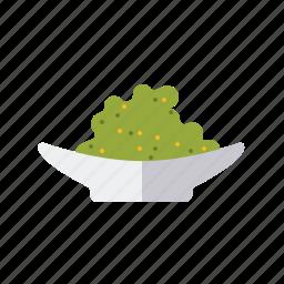 bowl, food, japanese, sauce, sushi, wasabi icon
