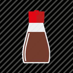 bottle, food, japanese, sauce, soy, sushi icon
