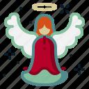 angel, christmas, decoration, holiday, new year, winter, xmas